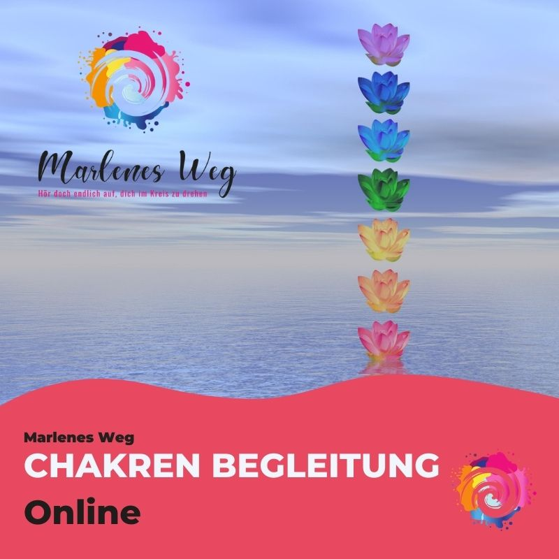 Chakren Begleitung Online